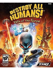 Destroy All Humans! En route vers Paname !
