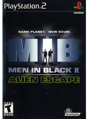 Men in Black: The Series – Crashdown