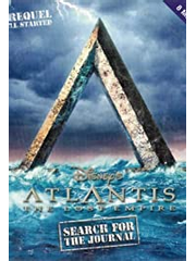 Atlantis The Lost Empire: Search for the Journal