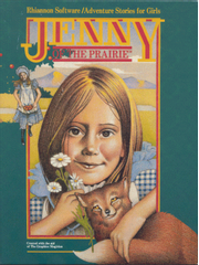 Jenny of the Prairie