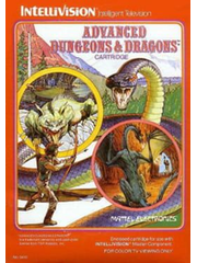 Advanced Dungeons and Dragons: Cloudy Mountain