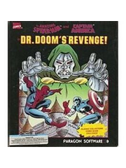 Spider-Man and Captain America in Doctor Doom's Revenge