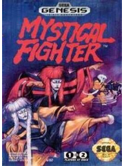 Mystical Fighter