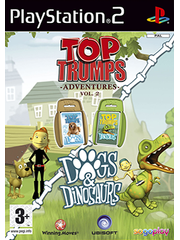 Top Trumps Adventures: Dogs and Dinosaurs