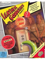 Leather Goddesses of Phobos 2: Gas Pump Girls Meet the Pulsating Inconvenience from Planet X!