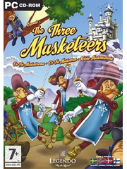 The Three Musketeers: One for All!