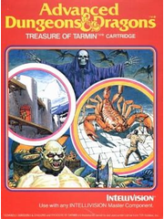 Advanced Dungeons and Dragons: Treasure of Tarmin