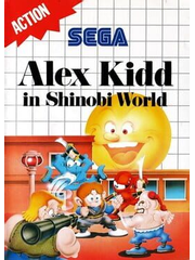 Alex Kidd in Shinobi World