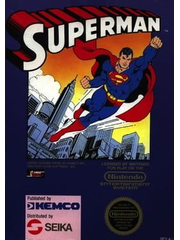 Superman (NES game)