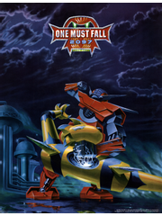 One Must Fall: 2097