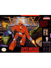 Vortex (super nes video game)