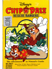 Chip 'n Dale Rescue Rangers: The Adventures in Nimnul's Castle