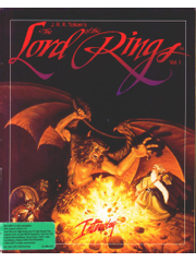 J. R. R. Tolkien's The Lord of the Rings, Vol. I