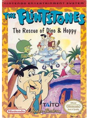 The Flintstones: The Rescue of Dino and Hoppy