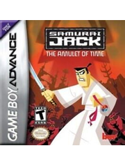 Samurai Jack: The Amulet of Time