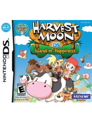 Harvest Moon DS : Île Sereine
