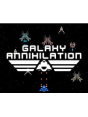 Galaxy Annihilation