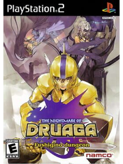 The Nightmare of Druaga: Fushigi no Dungeon