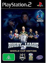 Rugby League 2: World Cup Edition