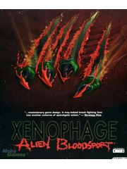 Xenophage: Alien Bloodsport