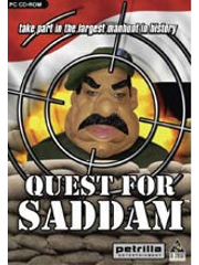 Quest for Saddam
