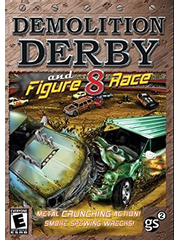 Auxiliary Power's Demolition Derby and Figure 8 Race