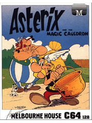 Astérix and the Magic Cauldron