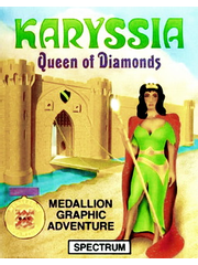 Karyssia: Queen of Diamonds