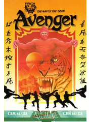 Avenger (video game)