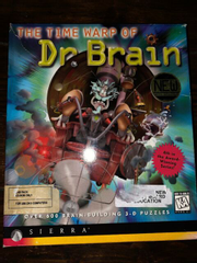 The Time Warp of Dr. Brain