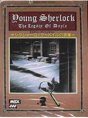 Young Sherlock: The Legacy of Doyle