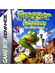 Frogger Advance: The Great Quest