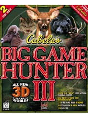 Cabela's Big Game Hunter III