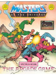Masters of the Universe: The Arcade Game
