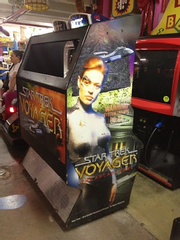 Star Trek: Voyager - The Arcade Game