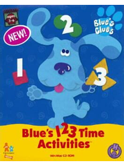 Blue's 123 Time Activities
