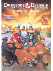 Dungeons and Dragons: Tower of Doom