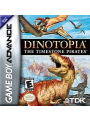 Dinotopia: The Timestone Pirates