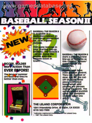 Baseball The Season II