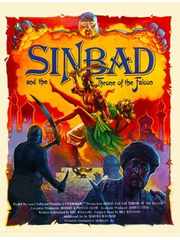 Sinbad and the Throne of the Falcon