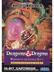 Dungeons and Dragons: Warriors of the Eternal Sun