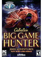Special Permit: The Expansion Pack for Cabela's Big Game Hunter