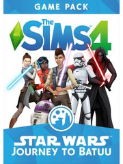 The Sims 4: Star Wars: Journey to Batuu