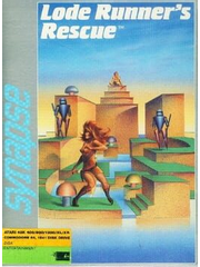 Lode Runner's Rescue