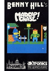 Benny Hill's Madcap Chase