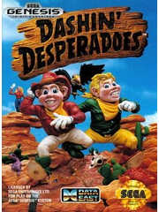 Dashin' Desperadoes