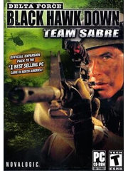Delta Force: Black Hawk Down – Team Sabre