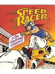 Speed Racer in The Challenge of Racer X