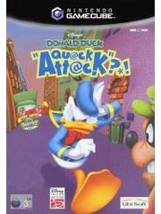 Donald Duck Couak Attack