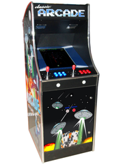 The Arcade Machine